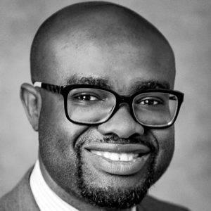 Dr Fidel Obu, Co-Director, Internal Med Mentorship