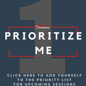 2020 Priority List